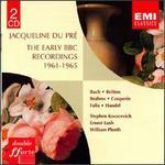 Jacqueline Du Pr�: The Early BB Recordings 1961-1965