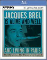 Jacques Brel Is Alive and Well and Living in Paris [Blu-ray]