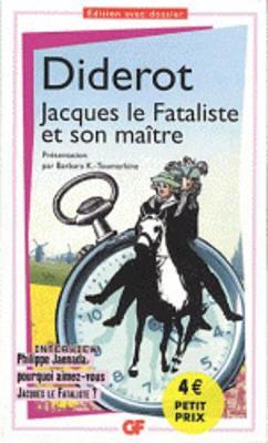 Jacques le Fataliste et son maitre - Diderot, Denis