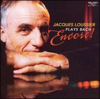 Jacques Loussier Plays Bach - Jacques Loussier