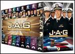JAG: Complete Seasons 1-9 [50 Discs]
