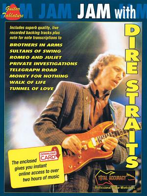Jam With Dire Straits (Book/Audio Download) - Dire Straits (Composer)