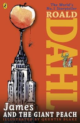 James and the Giant Peach - Dahl, Roald