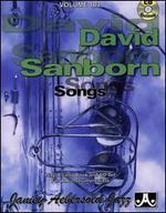 Jamey Aebersold Jazz: David Sanborn