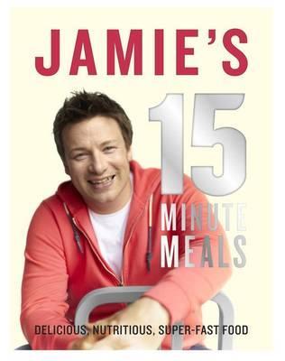 Jamie's 15-Minute Meals - Oliver, Jamie