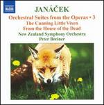 Jan�cek: Orchestral Suites From The operas, Vol. 3