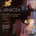 Jan�cek: String Quartets No. 1 & 2; Poh�dka; Violin Sonata