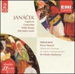 Janácek: Instrumental & Orchestral Works