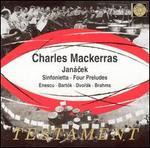 Janácek: Sinfonietta: Four Preludes