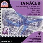 Jan�cek: Sinfonietta; Taras Bulba; Violin Concerto