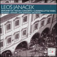 Jan�cek: Sinfonietta; Violin Concerto; Cunning Little Vixen - SWR Baden-Baden and Freiburg Symphony Orchestra; V�clav Neumann (conductor)