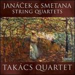 Janácek & Smetana: String Quartets
