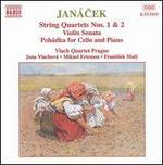 Jan�cek: String Quartets Nos. 1 & 2