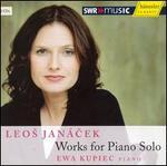 Janácek: Works for Piano Solo