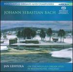 Jan Lehtola plays Bach on the Wegelius Organ