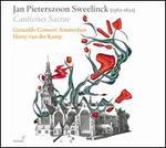 Jan Pieterszoon Sweelinck: Cantiones Sacrae