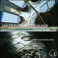Jan Pieterszoon Sweelinck: Choral Works, Vol. 1 - Anne-Marie Lasla (viola da gamba); Bernard Winsemius (organ); Hildegard Perl (bass viol); Jaap ter Linden (treble viol);...
