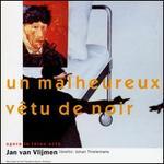 Jan van Vlijman: Un Malheureux Vêtu de Noir