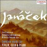 Janacek: Complete works for Violin, Cello & Piano