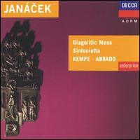 Janacek: Glagolitic Mass; Sinfonietta - John Birch (organ); Robert Tear (tenor); Teresa Kubiak (soprano); Wolfgang Schone (bass baritone); Brighton Festival Chorus (choir, chorus)