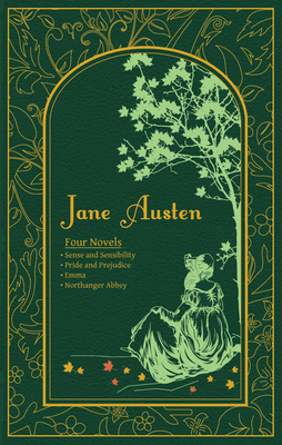 Jane Austen: Four Novels - Austen, Jane, and Taggart, Andrew (Introduction by)