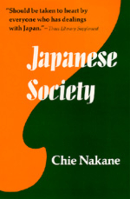 Japanese Society - Nakane, Chie