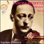 Jascha Heifetz Collection, Vol. 4