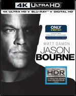 Jason Bourne [SteelBook] [Includes Digital Copy] [4K Ultra HD Blu-ray/Blu-ray] [Only @ Best Buy]