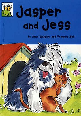 Jasper and Jess - Cassidy, Anne