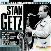 Jazz Collector Edition - Stan Getz
