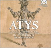 Jean-Baptiste Lully: Atys - Agnès Mellon (vocals); Arlette Steyer (vocals); Bernard Deletré (vocals); Francoise Semellaz (vocals); Gilles Ragon (vocals);...
