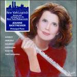 Jeanne Baxtresser, Principal Flute, New York Philharmonic