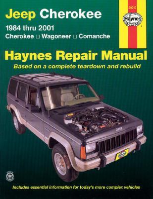 Jeep Cherokee, Wagoneer & Comanche (84 - 01) - Haynes (Other primary creator)