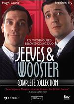 Jeeves & Wooster: Complete Collection [8 Discs]