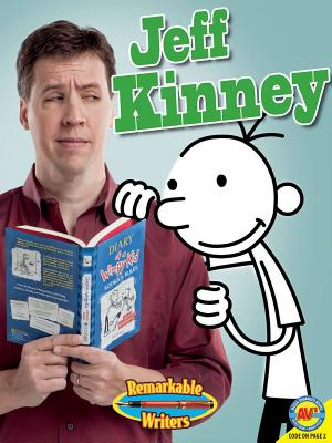 Jeff Kinney with Code - Webster, Christine