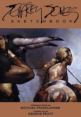 Jeffrey Jones Sketchbook Hc - Pratt, George, and Spurlock, J David, and Friedlander, Michael (Introduction by)