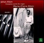 Jehan Alain: Complete Organ Works, Vol. 2