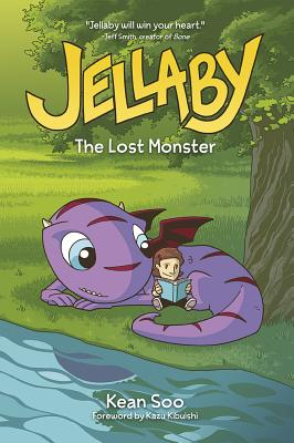 Jellaby: The Lost Monster - Soo, Kean