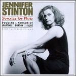 Jennifer Stinton: Sonatas for Flute