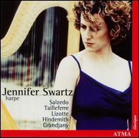 Jennifer Swartz, Harpe - Jennifer Swartz (harp)
