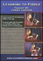 Jenny Lester: Learning to Fiddle