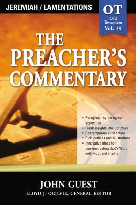 Jeremiah and Lamentations - Guest, John, Dr.