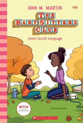 Jessi's Secret Language - Martin, Ann M