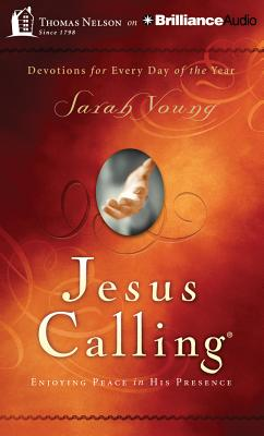 Jesus Calling: Enjoying Peace in His Presence - Young, Sarah, and Mueller, Roger (Performed by)