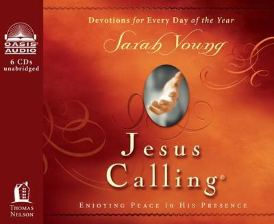 Jesus Calling: Enjoying Peace in His Presence - Young, Sarah, and Mueller, Roger (Narrator)