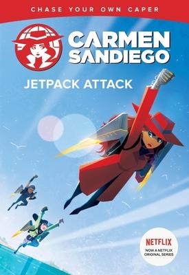 Jetpack Attack - Houghton Mifflin Harcourt