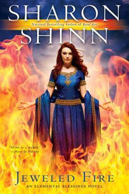 Jeweled Fire - Shinn, Sharon