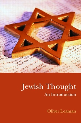 Jewish Thought: An Introduction - Leaman, Oliver