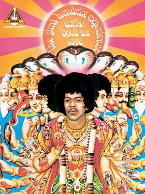 Jimi Hendrix - Axis: Bold as Love - Hendrix, Jimi