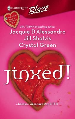 Jinxed!: Blame It on Karma/Together Again?/Tall, Dark & Temporary - D'Alessandro, Jacquie